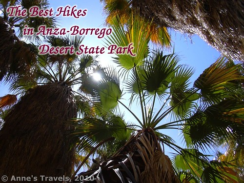5 Best Hikes in Anza-Borrego Desert State Park, California