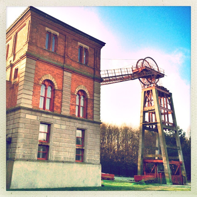Winding Engine House