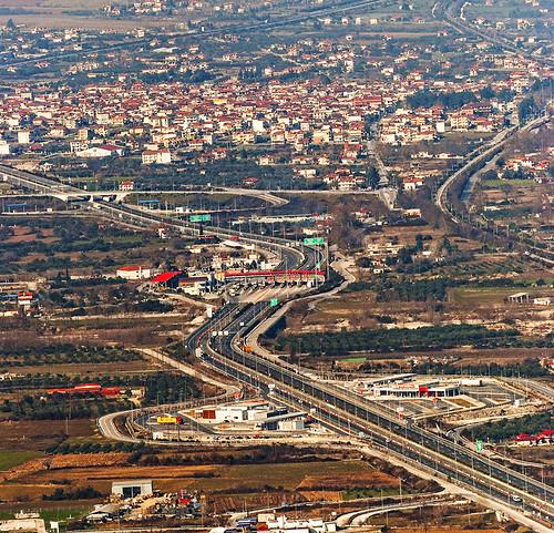 above cars photoshop landscape nikon highway toll d60 55200 greekphotographers greecephotos photomaniagreece