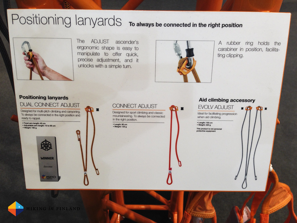 Petzl Positioning Lanyards