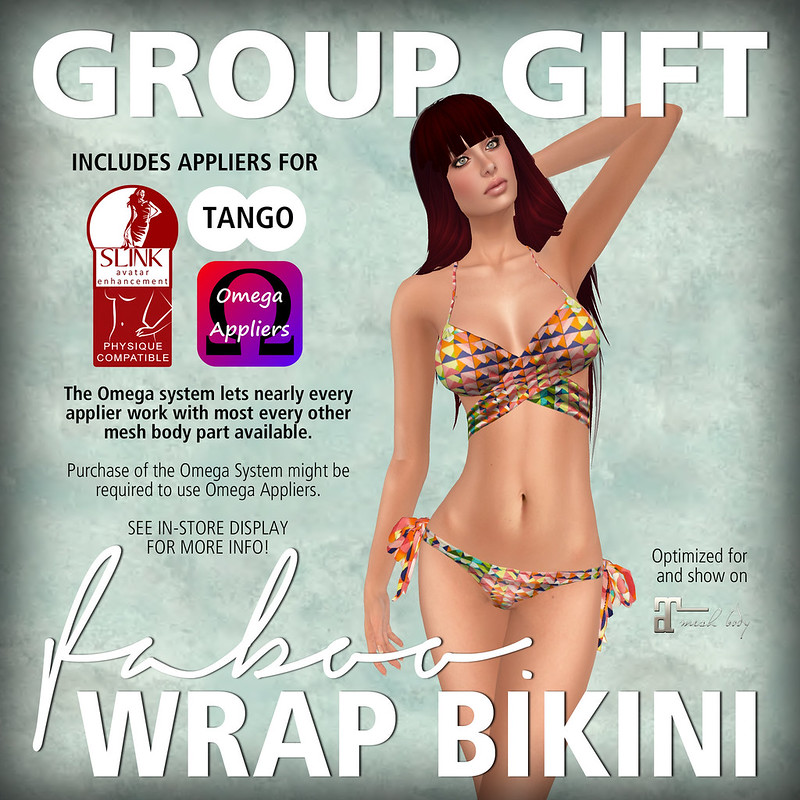 FREE GROUP GIFT