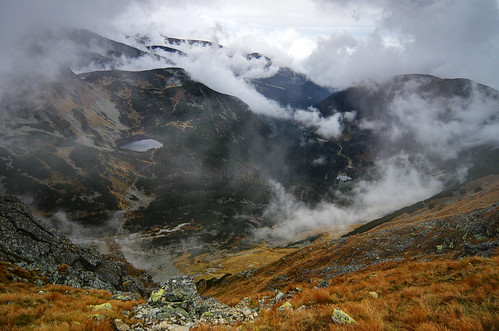 autumn cloud fall walking october view cloudy hiking path walk pass hike trail western vista slovensko slovakia overlook viewpoint tatry tatras westerntatras západnétatry západné jamnickesedlo jamnickésedlo