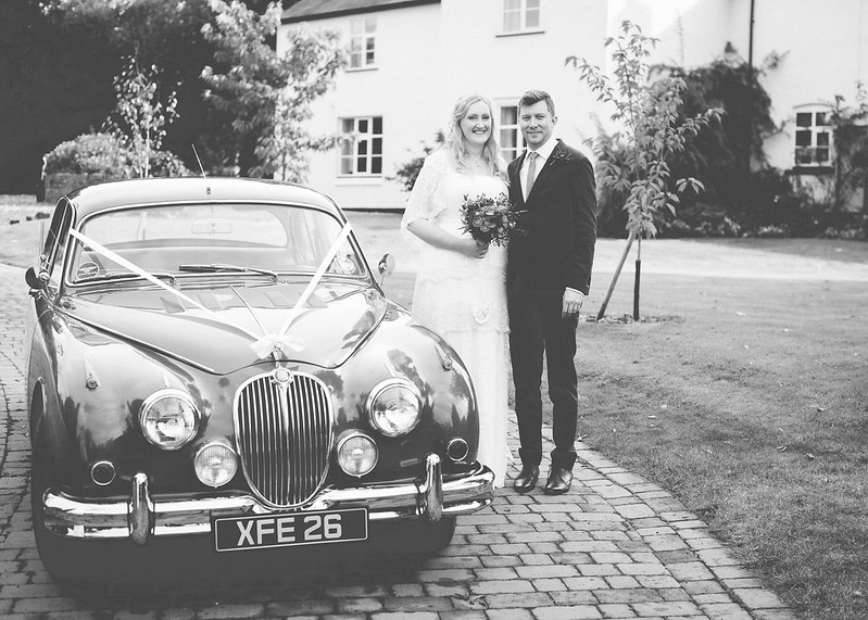 Sophie and Andrew get married in Shropshire in October 2014