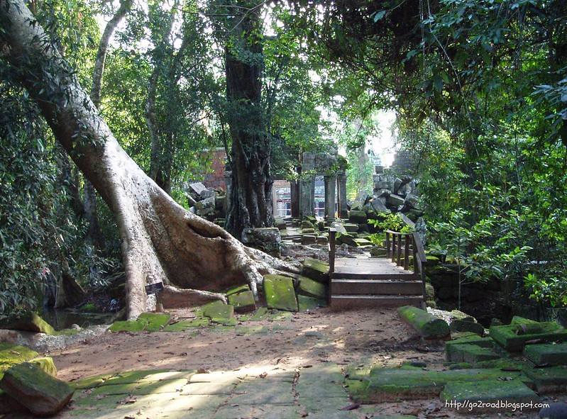 Та Пром, Ангкор, Кхмерская цивилизация