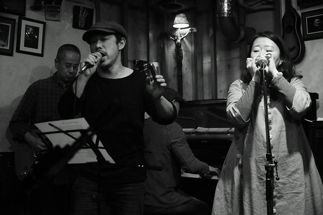 Apollo blues session, Tokyo, 19 Mar 2015. 005