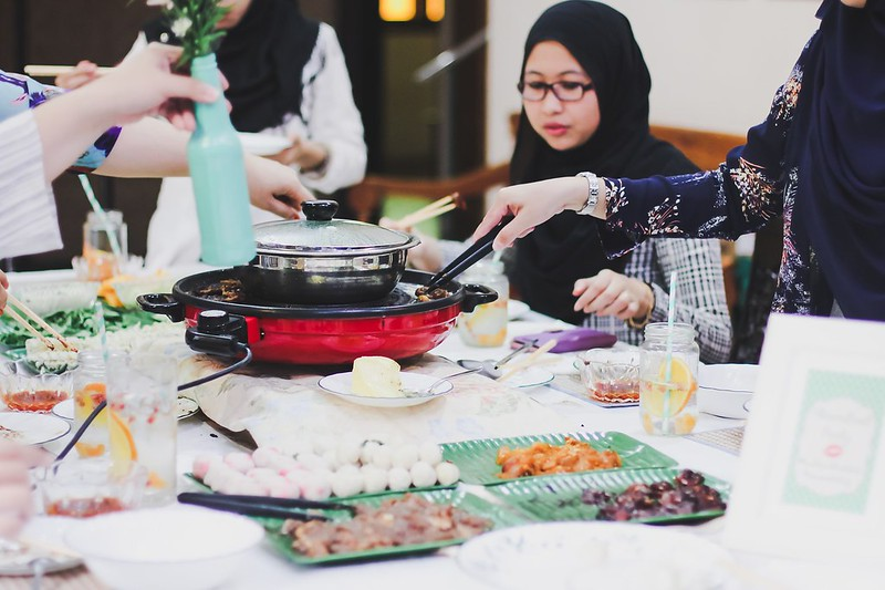 Steamboat Party