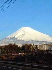Mt.Fuji 富士山 2/6/2015