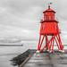 Herd Groyne lighthouse by K3v1n5