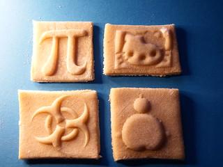 Cookie printing