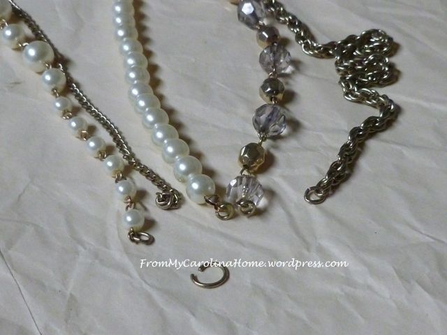 Necklace rework - 3
