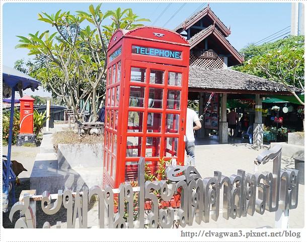 泰國-泰北-清邁-The Pai World War II Memorial Bridge-二次世界大戰橋-湄宏順府-pai 拜縣-1095公路-pai river-傑克船長-神鬼奇航-明信片-開新旅行社-開心假期-大興旅遊公司-泰國觀光局-14-491-1