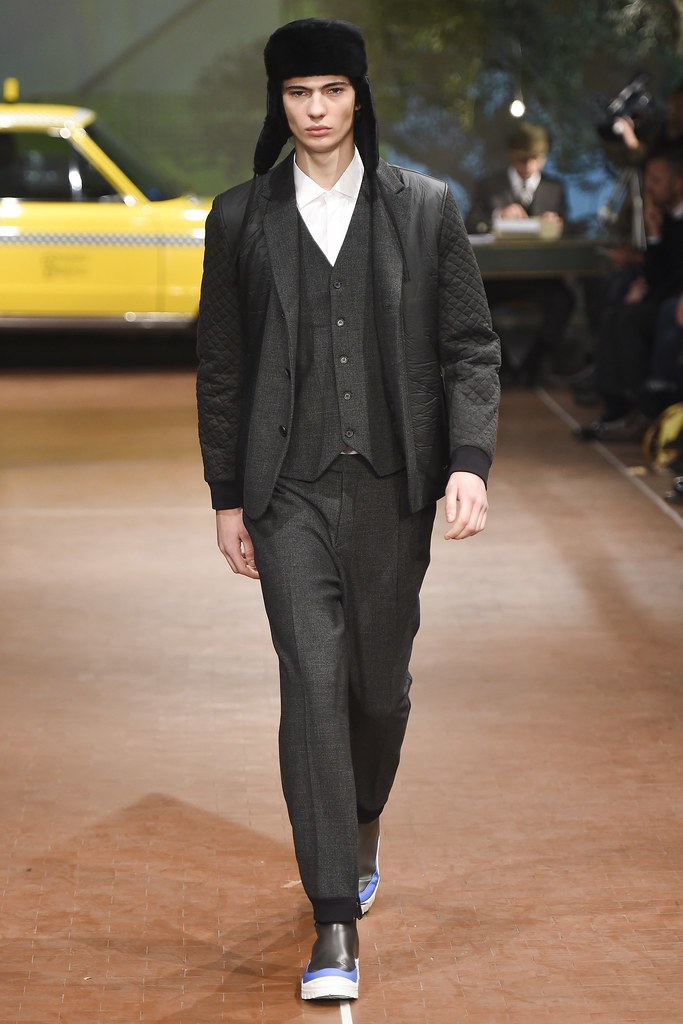 FW15 Milan Antonio Marras136_Piero Mendez(VOGUE)