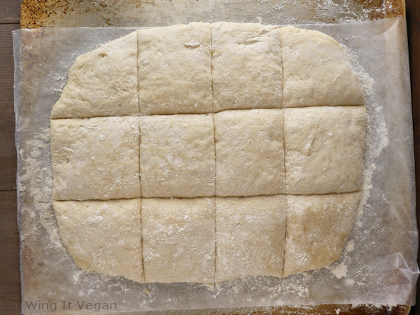 Crusty Ciabatta Rolls Step by Step