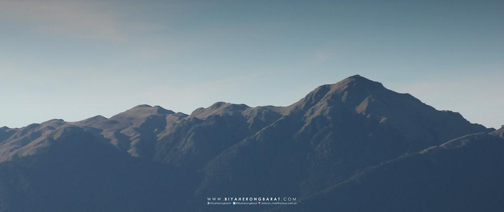 Mount Pulag froom Mount Tabayoc Kabayan Benguet