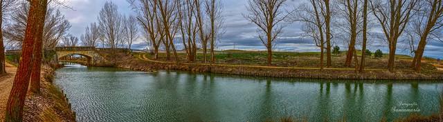 EL CANAL EN INVIERNO