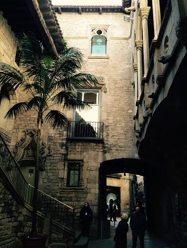 西班牙 巴塞隆納 畢卡索美術館 Museu Picasso Barcelona Spain