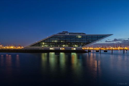 Dockland in Hamburg 220215