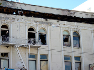 #10 the next day, another big (4 alarm) fire in the mission district of san franciosco 1-15