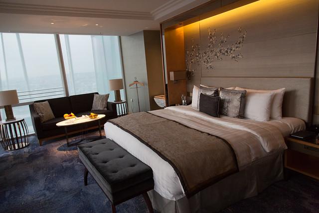 SHANGRI-LA Hotel London The Shard
