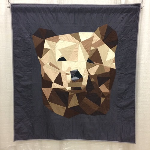 Bearface by Jenna Richardson (Santa Barbara, California)