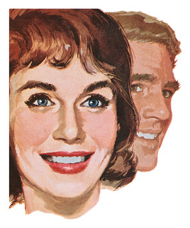 Detail from a 1959 Stanley Hostess Parties ad