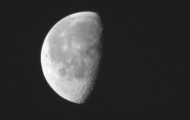 Moon _____