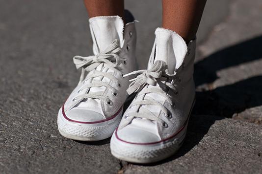 ashley_shoes street style, street fashion, women, San Francisco, Valencia Street