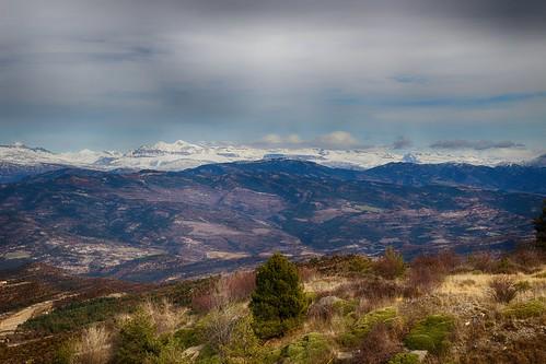 landscape huesca hdr pirineos aragón