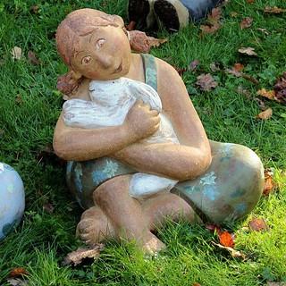 www.germandejuana.de  #germandejuana #keramik #ceramics #art #kunst #geschenk #garten #garden #Diessen