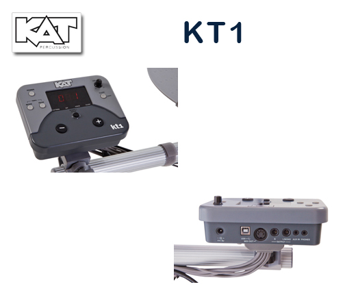 kat percussion modelo kt1 modulo
