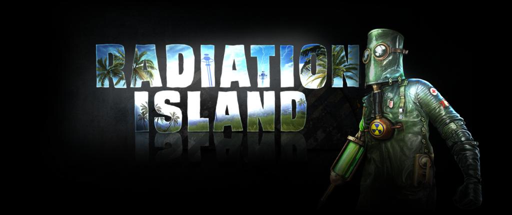 Radiation Island Banner