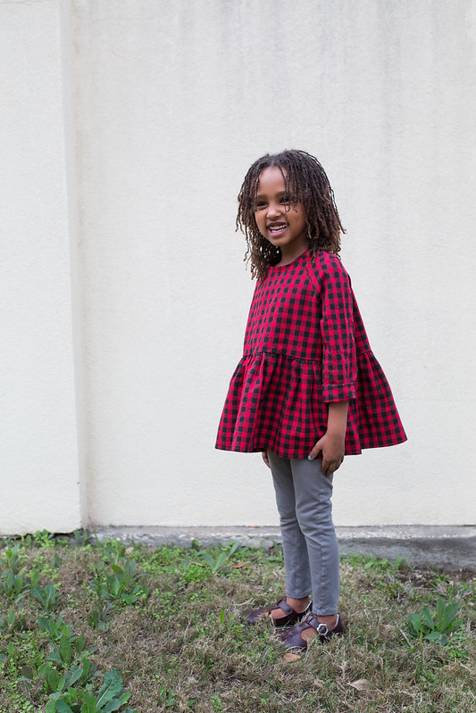 mini marthe tunic