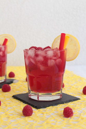 Cranberry- Zitronen Limonade, Viktoria's [Kitchen] Secrets