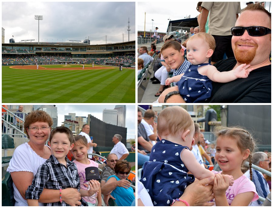 charlotte knights game