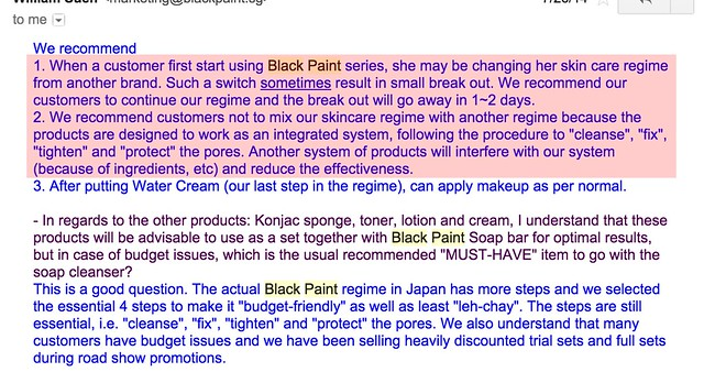 Black Paint email1