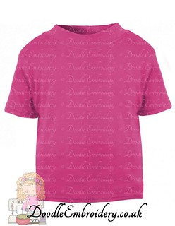 T-shirt - Cerise copy
