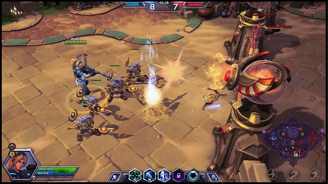 Heroes of the Storm Gameplay 1