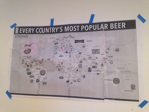 The Beer Map