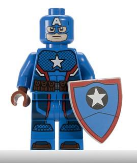 LEGO® Minifigures 系列【2016 SDCC 限定:九頭蛇美國隊長】Hydra Captain America