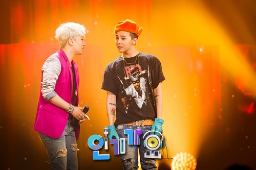 Big Bang - SBS Inkigayo - 10may2015 - SBS - 37