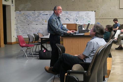 Len Troncale, Thursday plenary