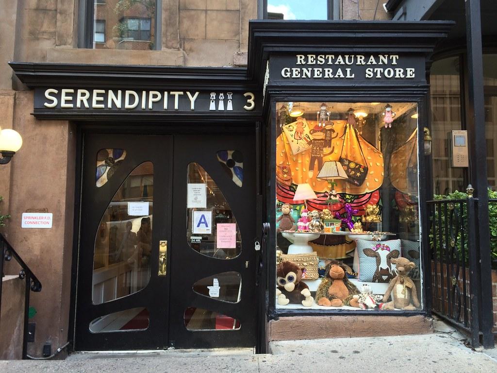 Serendipity 3 New York City- Retro Roadmap