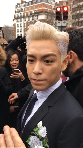 TOP - Dior Homme Fashion Show - 23jan2016 - 1845495291 - 27