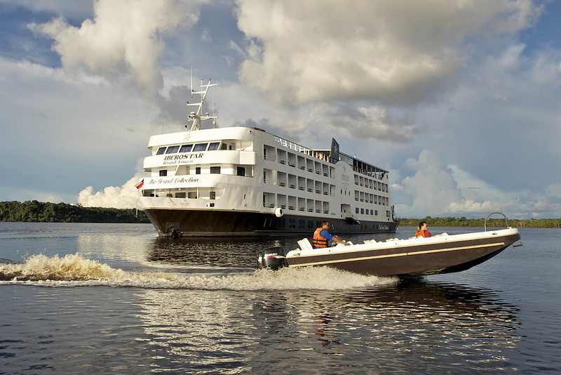Cruzeiro Fluvial no Iberostar Grand Amazon