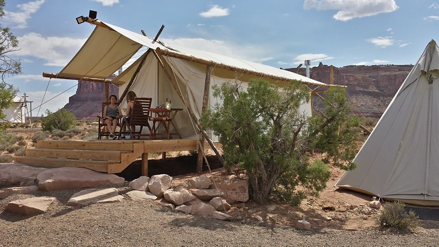 photo of Glamping