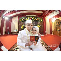 a new wedding photo. from today wedding documentation. congratulation for Nurul & Harjuna. Muslim wedding ceremony in Turi Sleman Yogyakarta.   wedding photo by @Poetrafoto.   visit our web http://wedding.poetrafoto.com and check our FB page http://fb.com