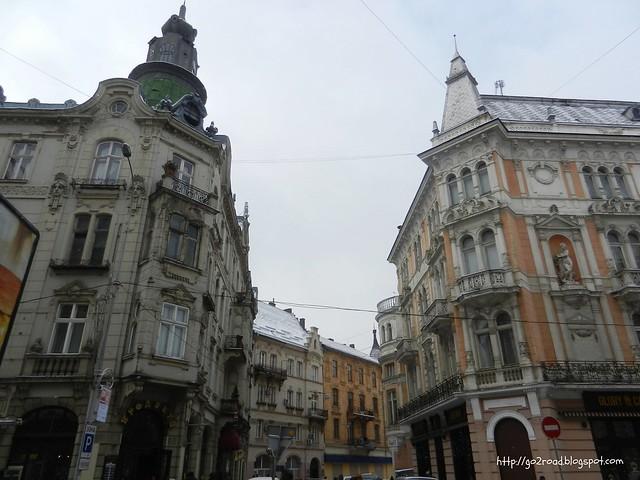 По улицам Львова