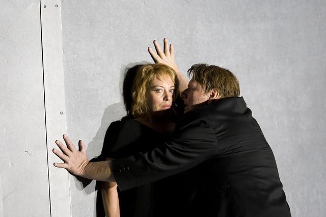 Nina Stemme and Ben Heppner in Tristan und Isolde, The Royal Opera © ROH/Bill Cooper, 2009