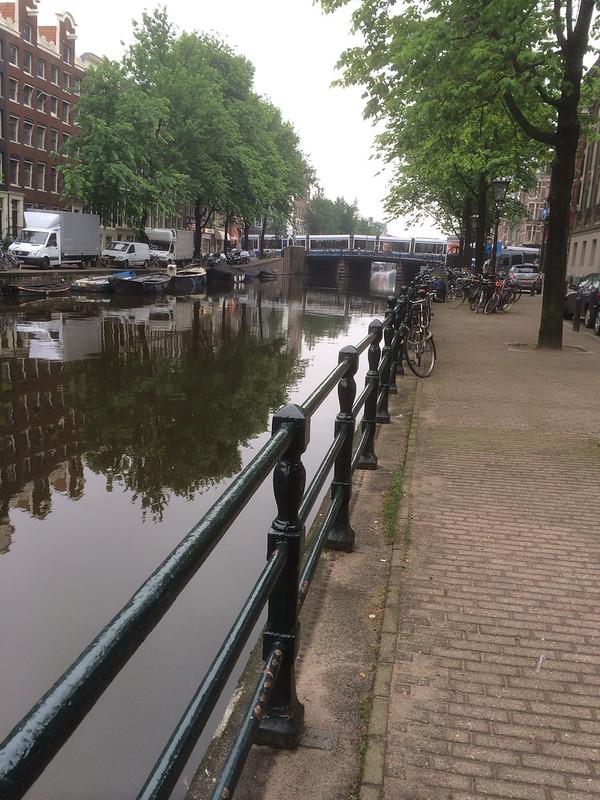 アムステルダム街並み