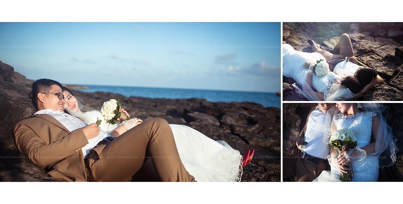 Ảnh cưới đẹp Phú Yên - Hiếu + Vân